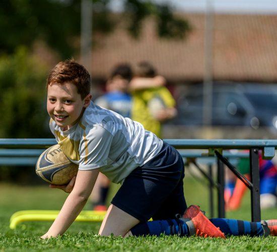I motivi per sponsorizzare Rugby Brescia